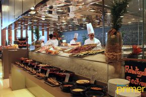 Yakumi at Solaire Resort and Casino Revamps Your Favorite Weekend Buffets