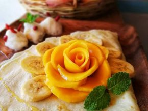 Crêpes Siargao Makes Irresistibly, Mouthwatering Fruit Crepes, Shakes, and Bowls in the Island