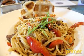 Olivia and Co. in Fort Bonifacio: Serves Curated Western Style Cuisines