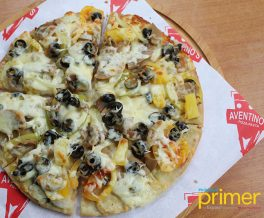 Aventino's Pizza and Pasta in Siargao: The People's Choice for Sweet and Savory Pizzas