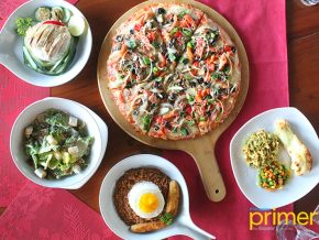 81 Cafe and Bistro in Alabang: A Fusion of Your Favorite Cuisines