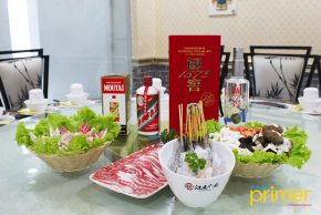 Jiang Nan Hotpot in Makati: A 24/7 Chinese Restaurant Amidst the City