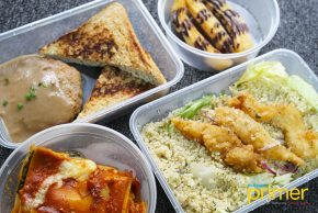 DIET DELIVERY: Fitness Gourmet Promises Healthy, Yummy and Easy Diet