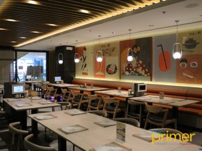 YAYOI Japanese Teishoku Restaurant Opens Third Branch in BGC