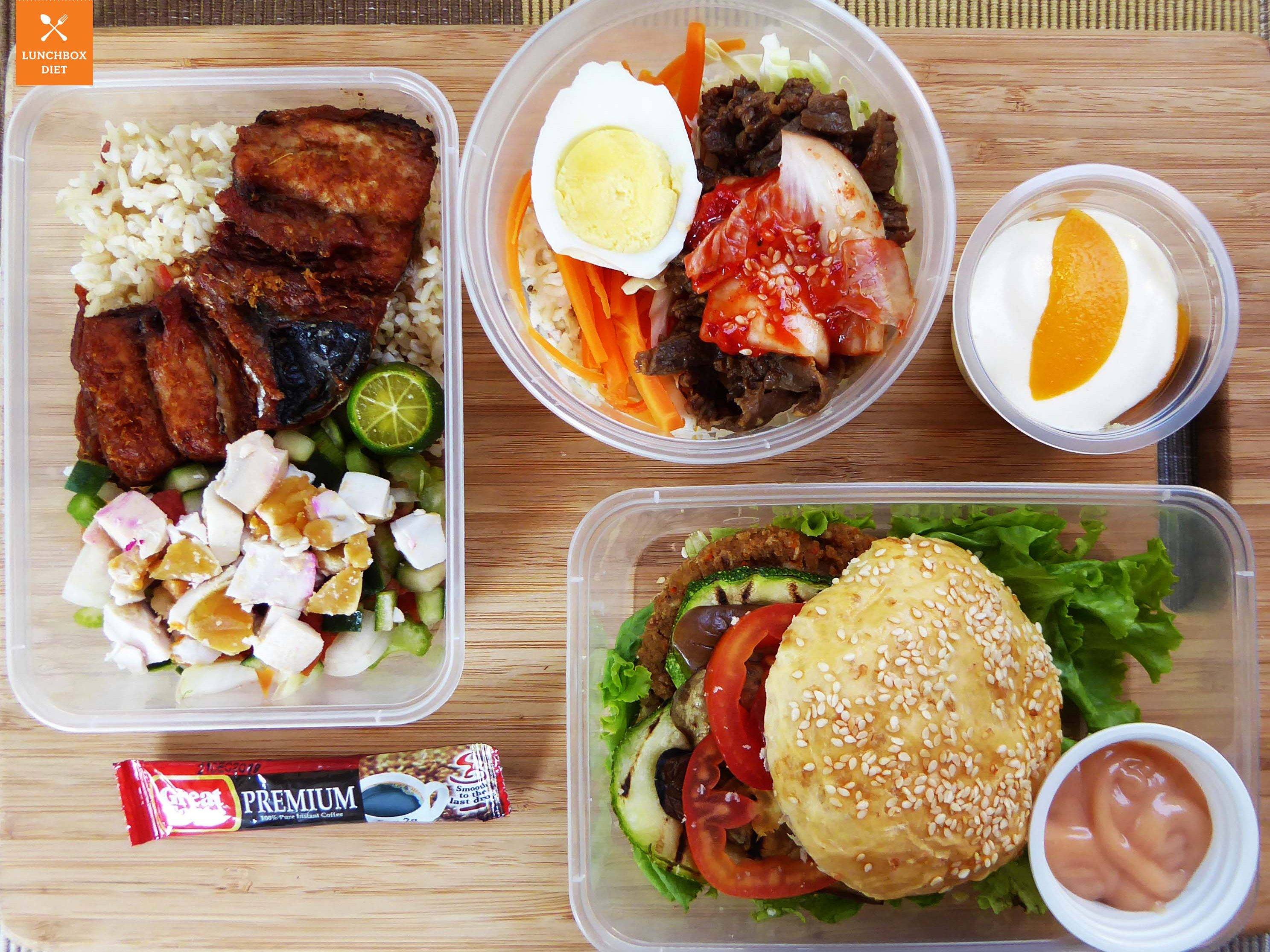 Diet Delivery Lunchbox Diet Serves Healthy Meals Right At