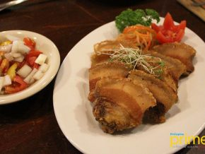 Uno Grille in Vigan Serves Enticing Charcoal Grilled and Exotic Ilocano Specialties