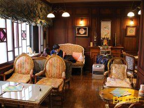 JAPAN TRAVEL: Kyu-Chaya-tei in Hakodate, A Tea Room Where You Can Make Your Own Matcha Drink