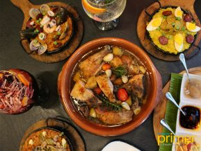 Arroz Ecija at Uptown Mall: Your Upscale Filipino-Spanish Restaurant