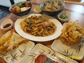 Marugame Udon Opens 4th Branch in UP Town Center