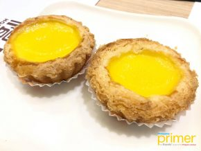 Honolulu HK Cafe in SM Aura: Home of Flaky Egg Tarts