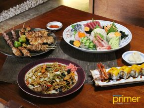 Izakaya Kenta in Malate: Bringing Traditional Japanese Dining Since '97