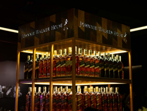 Johnnie Walker House in Poblacion: The Biggest Scotch Bar is in Makati's Nightlife District