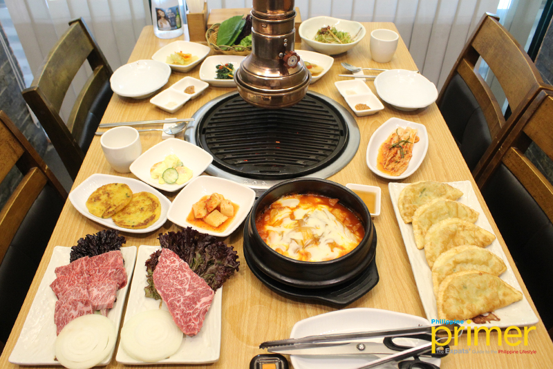 Soga Miga in Alabang: An Exceptional Serving of Korean Grilled Wagyu