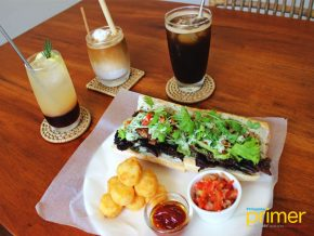 Ubeco in Panglao, Bohol: Serving Comfort Food and Delicious Blends