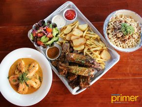 Barwoo in Panglao, Bohol: A Tropical Asian Bistro Serving Korean-Inspired Dishes