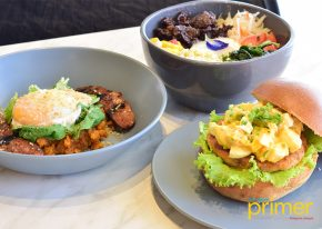 Bean & Yolk: Alabang's All-Day Dose of Coffee and Eggs