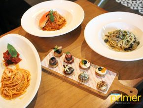 Cicchetti in BGC Serves Italian Comfort Food in the Middle of City Center