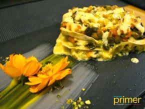 Luna Rossa Vegetarian Italian Restaurant in Bohol: Al Fresco Dining and Veggie Delights