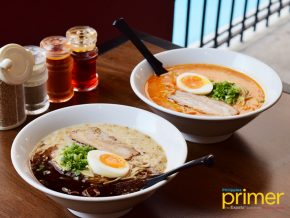 Ramen Kuroda in Venice Piazza: Serving Delicious and Affordable Japanese Noodles