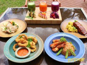 SEADS in Panglao, Bohol Fuses Organic Ingredients with Seafood Flavors for a Healthy Treat