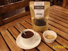 Tablea de Maria Clara in Tagbilaran City, Bohol Serves Creamy Espeso with Puto Maya