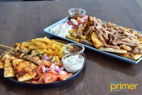 Akrotiri in Alabang Is the Right Place to Eat like a True Greek