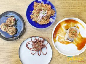 Lampara in Makati Brings New Light to Filipino Food