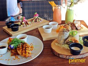 Mayas Filipino & Mexican Cuisine: A Tropical Mix of International Flavors in Boracay