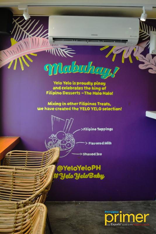 Yelo Yelo Reinvents Classic Filipino Desserts and Snacks in UPTC