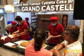 Grand Castella: Home of Taiwan's Fluffiest and Jiggliest Sponge Cake