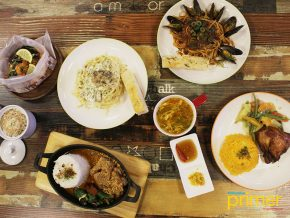 Share, Laugh at Eatogether Food Hall in SM Megamall