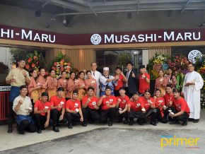 Musashi Maru Is the Newest Tonkatsu Destination in Japan Town, Glorietta
