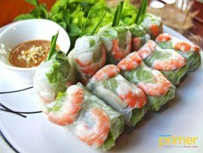 Nha Em Vietnamese Cuisine in SM Aura: Bringing the Best of Vietnam to Manila