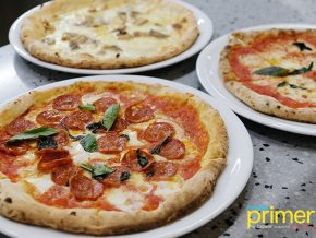 Elbert's Pizzeria in Makati Serves Authentic Neapolitan Pizzas