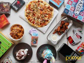 OnBoard Game + Gastropub in Makati Changes the Way You Dine and Play