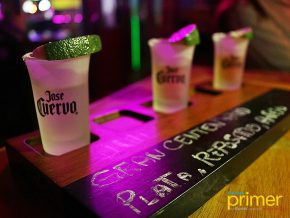 Hola Chica at The Island Fires Up Bloodstream with Jose Cuervo, Patrón Tequila