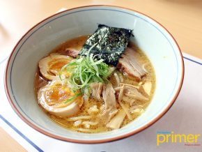 Shiroi Daichi in BGC Brings Authentic Sapporo Ramen to Manila