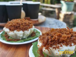 Phil's Brew in Basco, Batanes: Neighborhood Cafe in A Quaint Garden