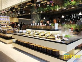Shaburi and Kintan Buffet in Japan Town, Glorietta: Unlimited Choices of Flavorful Eats