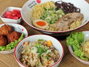 Savor Hakata Ton-ichi's Essential Ramen in Glorietta