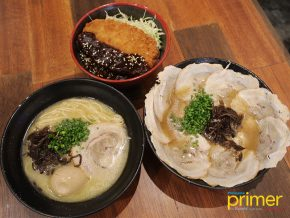 Mitsuyado Ramen Shokudo in Japan Town: Mix and Match Your Ramen Broth