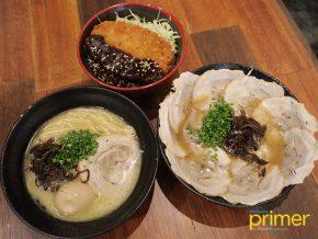 Mitsuyado Ramen Shokudo in Japan Town: Mix and Match Your Ramen Broth