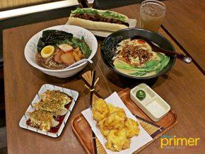Wabi-Sabi and Ikigai in Makati Serve Vegetarian Ramen and Kakigori