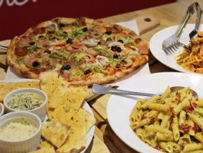 Amici in BGC Serves Fresh Italian Food That Caters to the Filipino Taste Buds