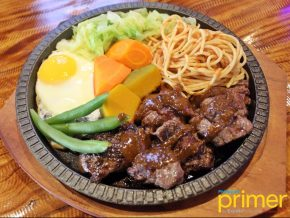 Dakuan Steakhouse in Makati Features Affordable Steak Meals
