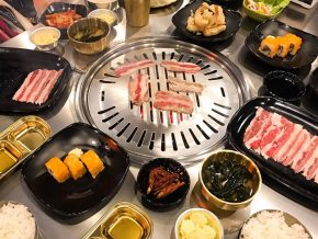 KoMEATchiwa Unlimited Japanese and Korean Grill Gives You the Best of Both Worlds