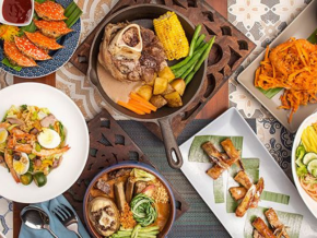 Lutgardo's Bistro Filipino in Makati Serves Authentic Filipino Comfort Food