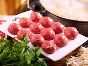 Shanjinji Beef Hotpot in Makati Serves Customizable Hot Pots and Handmade Beef Balls