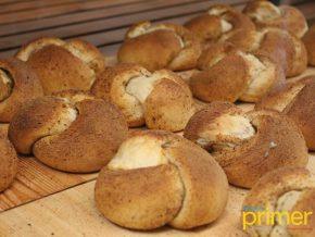 Panaderya Toyo in Makati Bakes Fresh Bread the Artisanal Way