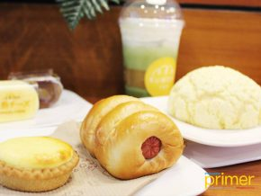 Kumori in Robinsons Galleria Serves Authentic Japanese Bread and Pastries